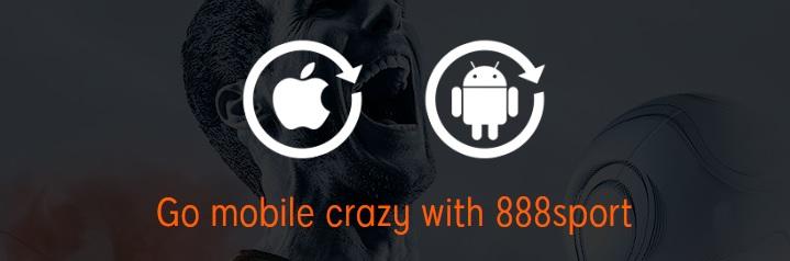 Apps de apuestas para móvil.