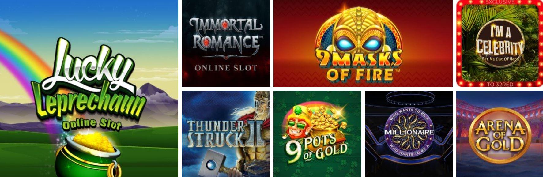32red casino es una de las mejores salas de casino online.