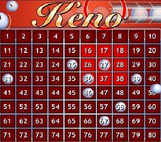Cómo jugar Keno online