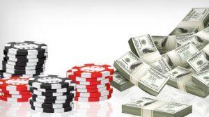 Depósito en el póker