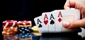 Variaciones ofrecidas del Poker online