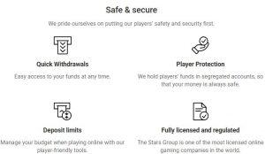 Métodos de pago de Pokerstars