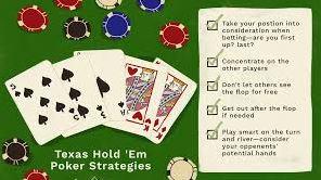 Cómo jugar Texas Hold
