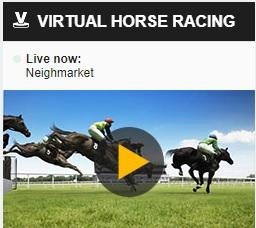 Apuestas de caballos en el mundo virtual.