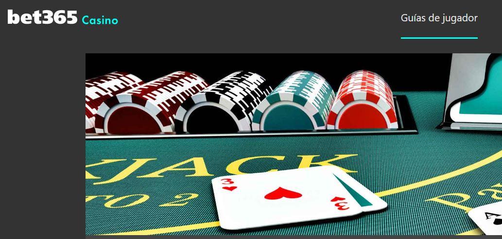 El póker es otro de los juegos disponibles en bet365 casino