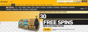 Betfair es uno de los mejores casinos online