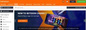 Betsson es uno de los mejores casinos online