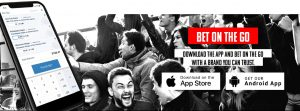 App móvil para apuestas deportivas online