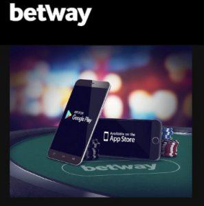 Aplicaciones de Móvil de Betway para Apuestas Deportivas