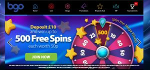 Bgo es uno de los mejores casinos online