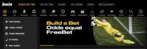 Bwin es una de las mejores plataformas de apuestas deportivas