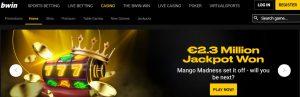Bwin es uno de los mejores casinos online