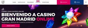 Casino Gran Madrid es una de las mejores plataformas online