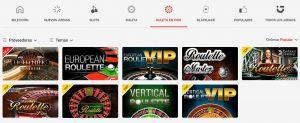 Los mejores juegos de casino online en directo