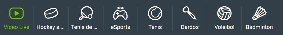 Codere tiene una gran variedad de deportes