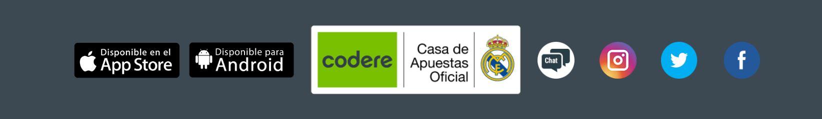 Codere es el patrocinador oficial del Real Madrid