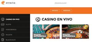 Los mejores juegos de casino en directo