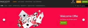 Gala Casino es una de las mejores plataformas online