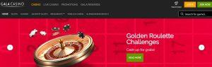 Promociones y bonos de Gala Casino