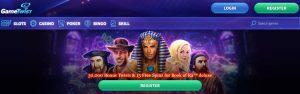GameTwist es uno de los mejores casinos online