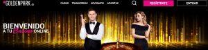 GoldenPark es uno de los mejores casinos online