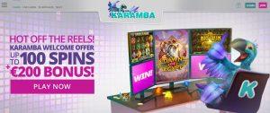 Karamba es uno de los mejores casinos online