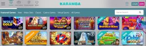 Juegos Disponibles En Casino Karamba