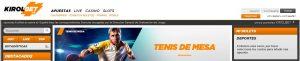 Kirolbet es una de las mejores plataformas de apuestas deportivas online