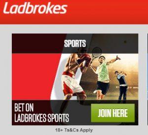 Reglas de Apuestas Deportivas Online en la casa Ladbrokes