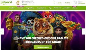 Lottoland es uno de los mejores casinos online