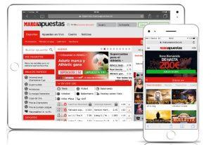 App móvil de apuestas deportivas online
