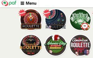 Comparación de las mejores casas de apuesta y casino online