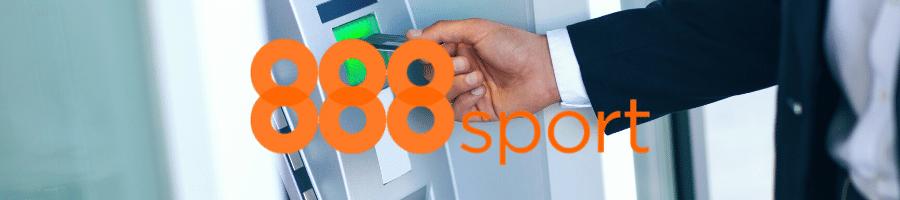 En 888Sport se puede realizar una cancelación de retiro.