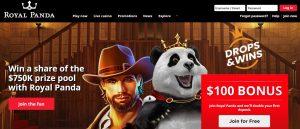 Royal Panda es una de las mejores plataformas online