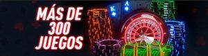 Apuestas deportivas y Juegos de Casino Online