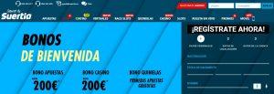 Suertia es una de las mejores plataformas de apuestas deportivas online