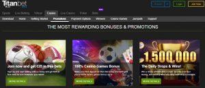 Los mejores bonos y promociones de casino