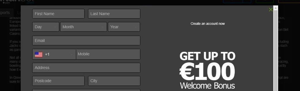 Cómo registrarse en un casino online