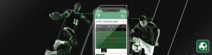 App móvil de apuestas deportivas