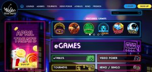 Bono de bienvenida de casino Winstar online