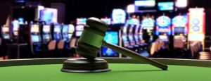 Situación legal de los casinos en línea