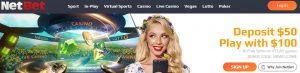 Netbet es uno de los mejores casinos online