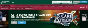 Bonos y promociones de Paddy Power Casino