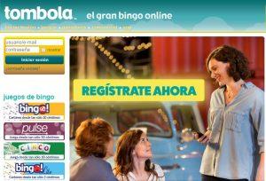 Bono de bienvenida de Tombola Casino
