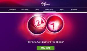 Los mejores bonos y promociones de Virgin Games Casino