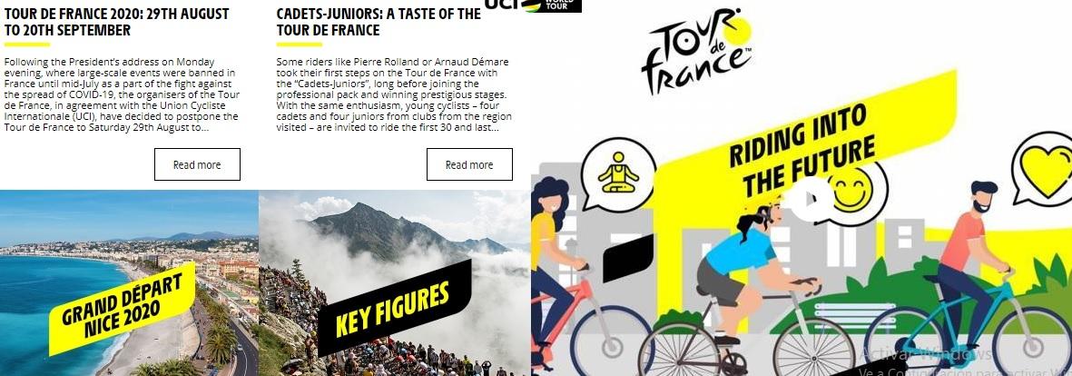 El Tour de France es una de las competiciones que puedes apostar en las casas de apuestas de ciclismo.