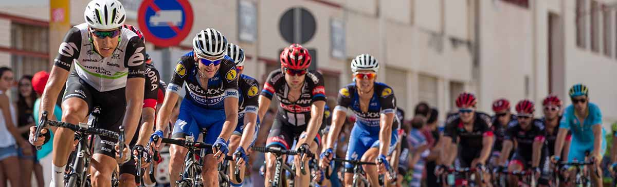 La bici genera mucho dinero en el sector del deporte internacional.