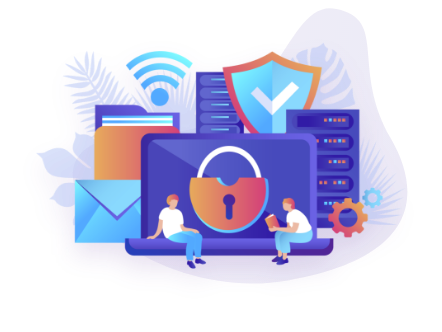 Install antivirus software